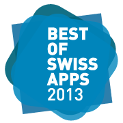 Logo Best of Swiss Apps