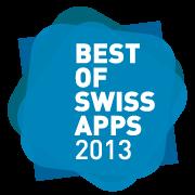 Logo Best of Swiss Apps